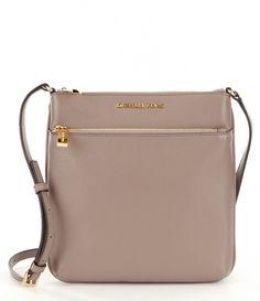 MICHAEL Michael Kors Riley Small Flat Cross-Body Bag