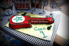 rockstar first birthday | Rockstar birthday party