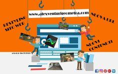 #restyling sito #web e nuova #URL www.alexventurigeometra.com  #AVproject #AVgallery #alooktothefuture #socialmediamarketing #facebook #instagram #pinterest #g+ #linkedin #work #job #geometra #project #architecture #3d #rendering