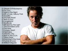 Best Songs Of  Bruce Springsteen [Full Songs HD] ||  Bruce Springsteens ...