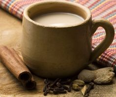 Chai-Spiced Warm Mylk/ use warm alternative milk of choice, add spice mix recipe linked to this.