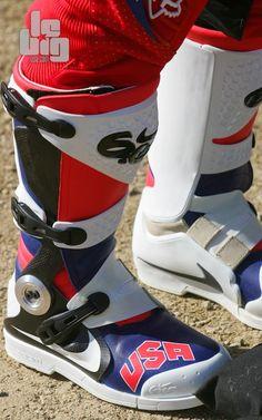 Bota Nike - Ryan Dungey