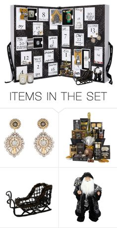 """"""".... a Merry Christmas season"""" by kapua-blume ❤ liked on Polyvore featuring art, holidaygreetingcard and PVStyleInsiders"""