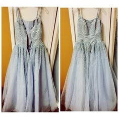 original Tiffany Designs Prom Dress (size 2) Rarely worn size 2 Tiffany Design floor length gown. Great for prom or pageantry!! Tiffany Designs Dresses Prom