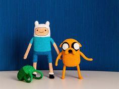 Adventure Time Crochet Patterns