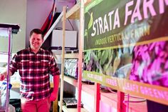 Strata Farms' young veggies and herbs are getting a trial run at New Seasons and…