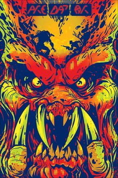 Predator by abnormalbrain on deviantART