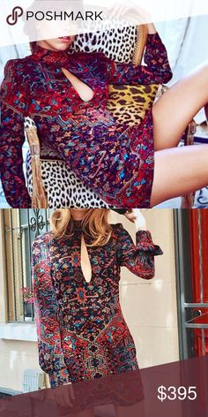 New! Stone Cold Fox Victoria dress 1 New with tags Stone Cold Fox Dresses Mini