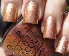 O.P.I. Pros & Bronze. Just painted my nails this color. I love it!