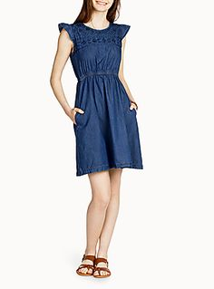 Simons Western Dress