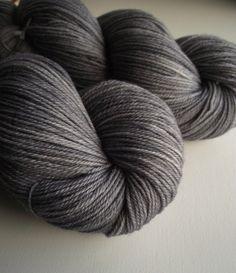 Sock yarn from Handsome Fibers in Oregon Sky