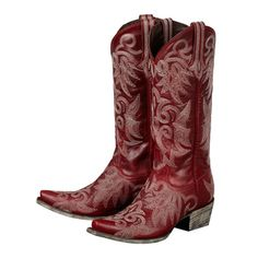 Maybe, I should start a cowgirl boots section.