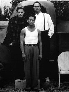 Vatos locos forever. Cool people know what's up.
