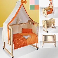 Infantastic® - BAWG01 - Cuna multifunción 3 en 1 - Incluye colchoneta, ropa de cama y dosel - Aprox. 84 x 48 x 74 cm - Diferentes colores a elegir, http://www.amazon.es/dp/B00AASJUNK/ref=cm_sw_r_pi_awdl_AQMYtb0DNFWK5