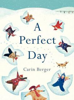A Perfect Day:  A simple, lovely, short story with beautiful collage illustrations.  Perfect for snuggling up with a little one on a cold day.  While endearing, I'm not sure if it has quite enough pizazz for storytime.  Maybe on a day everyone is feeling extra quiet.