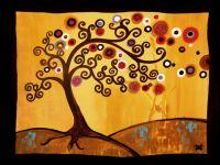 Natasha Wescoat - next picture Ecole Art, Gustav Klimt, Art Club, Fourth Grade, Tree Art, Art Lessons, School, Drawings, Painting