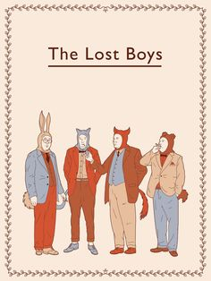 The Lost Boys by Robbie Porter