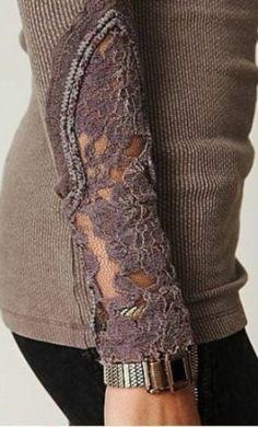 Превращения вещей: идеи для переделки одежды. Часть 2 - Ярмарка Мастеров - ручная работа, handmade