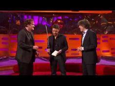 Quentin Tarantino goes MacBeth and help James McAvoy