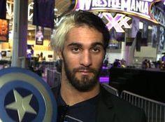 Marvel at WrestleMania XXX.