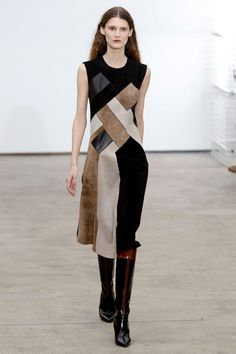 View the Derek Lam Fall 2013 RTW collection. See photos and video of the F2013RTW runway show. Derek Lam