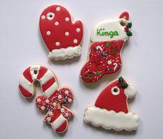 christmas cookie set