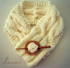 Lanas Hilos: knit / dos agujas