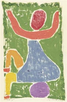 Paul Klee, Spielendes Kind