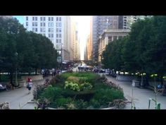 "An epic 24-hour time lapse of summer in Chicago via Instagram's ""Hyperlapse"" app [video] - want to be homesick?"