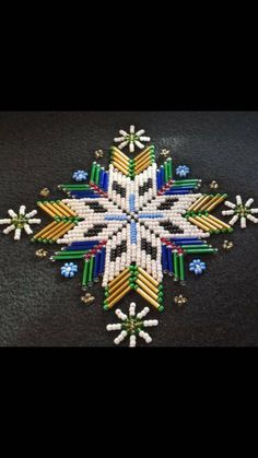 Folk Embroidery, Norway, Beading, Sky, Crafts, Hardanger, Heaven, Beads, Manualidades