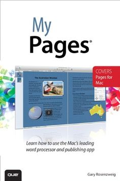 Pages word processing software