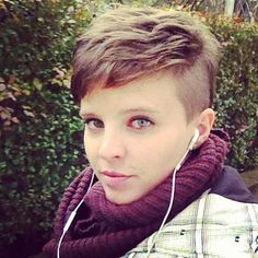 20+ Shaved Pixie | Pixie Cut 2015                              …