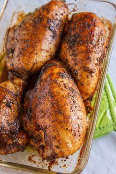 Baked Balsamic Chicken Recipe on Yummly. @yummly #recipe
