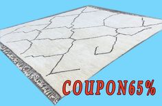 65 % Off Final Sale For Beni Ourain #Rugs At 2 PM Offer limited  http://amzn.to/2e2f5Rc Code Coupon : RugsSave
