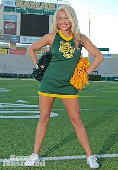 Cheer / Cheerleader / Cheerleading Portrait / Photo / Picture Idea