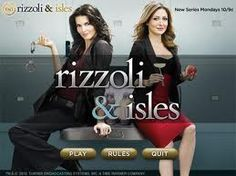 rizzoli and isles - Google Search
