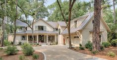 Low Country Home Plan with 2946 Square Feet and 3 Bedrooms from Dream Home Source | House Plan Code DHSW077555