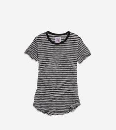 Women's Pinch Short Sleeve Cap Sleeve Jersey Tee