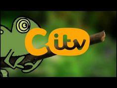 CITV Ident 2013 Chameleon