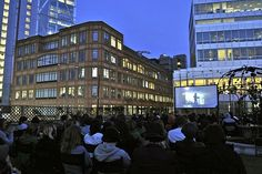 Cross your fingers and hope for no rain, because we've rounded up the best of the open air cinemas in London this summer.