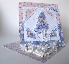 Helen's Crafty Shed: Darling Buds - Hyacinth