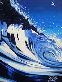 Damien Clavé | COTW Surf Artist