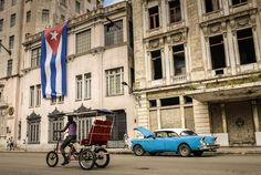 Seven books about Cuba.