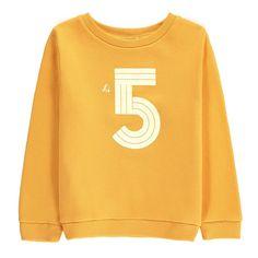 Hi Five Sweatshirt-product #KidsFashionStore