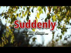 Suddenly - Billy Ocean (KARAOKE VERSION) - YouTube Billy Ocean, Pinoy, Karaoke, Suddenly, Songs, Music, Youtube, Musica, Musik
