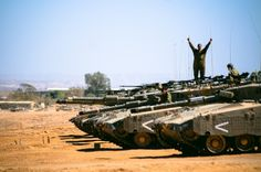 IDF News From the Front: What our Soldiers Did in July 2013.