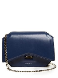 d89e9e2b07e4 GIVENCHY Bow Cut Leather Cross-Body Bag.  givenchy  bags  shoulder bags