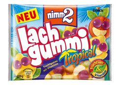 Nimm 2 Lachgummi Tropical - 0.44 lbs ** You can get more details here