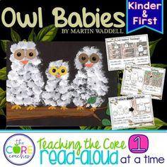 Owl Babies read-alou