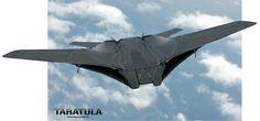 Taratula Bomber Plane